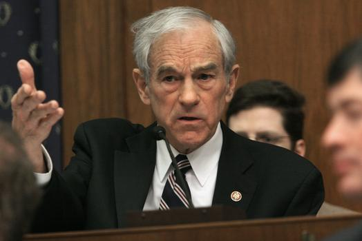 <strong>House Subcommittee on Monetary Policy:</strong> Ron Paul (R-TX)