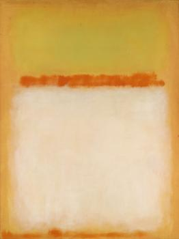 Mark Rothko's <em>Untitled</em>, which was expected to get up to $30 million at Sotheby's, sold for $22.4 million.