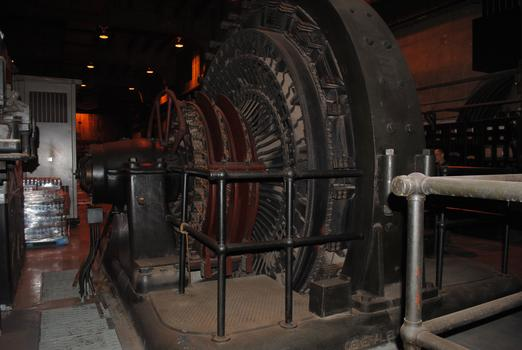 Giant Wheels Once Generated Grand Central's Power