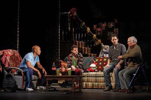 Roundabout Theatre Company's 'Sons of the Prophet.'