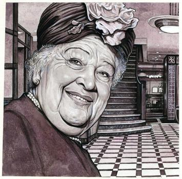 Sophie Tucker, from <em>Even More Old Jewish Comedians</em>