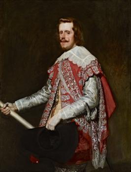 <em>King Philip IV of Spain, 1644</em>