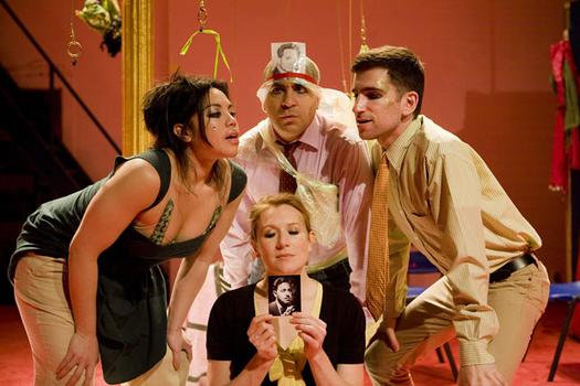 """David Herskovits wrote """"The Really Big Once."""" The piece, which was produced by Target Margin in 2010, looks at the making of Tennessee Williams's 1953 play """"Camino Real."""""""