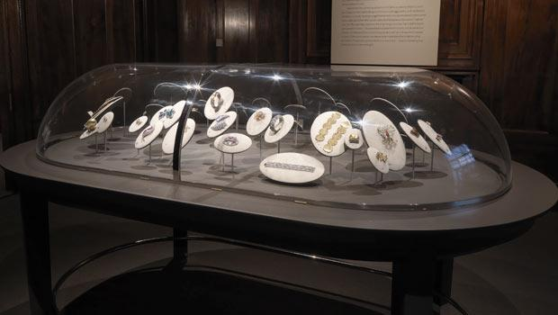 "Over 172,000 people passed through the Cooper-Hewitt to view ""Set In Style."""
