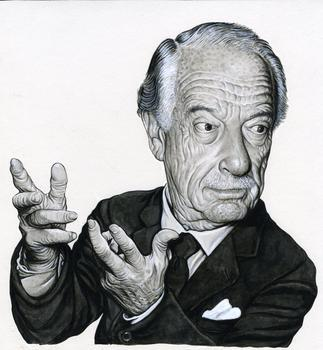 Victor Borge, from <em>Even More Old Jewish Comedians</em>