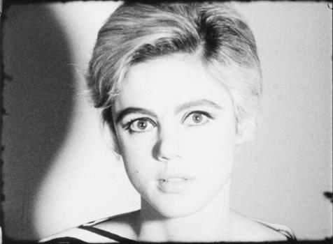 Factory Girl: At MoMA, a gallery filled with Andy Warhol's Screen Tests features video of '60s it girl Edie Sedgwick.