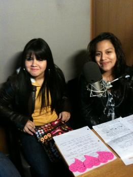 Diana Campos and Yaimelis Ferrer at StoryCorps