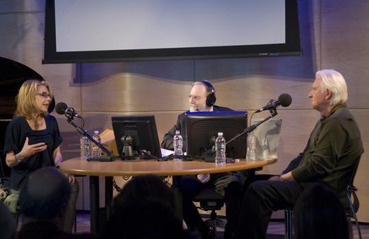 Jill Clayburgh, Leonard Lopate, David Rabe