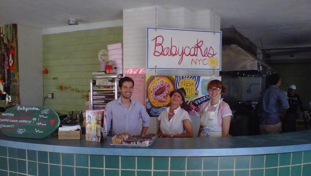 BabyCakes NYC is serving up vegan specialties from waffles to donuts at its stand on 96th St.