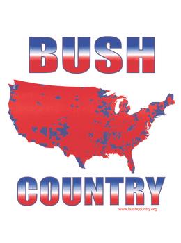2004 George W. Bush Poster