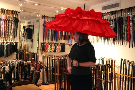 "The ""Can-Can"" Umbrella."