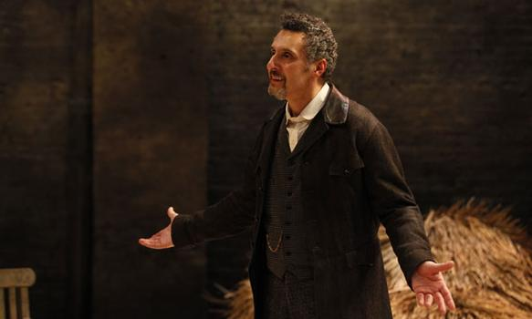 "John Turturro in ""The Cherry Orchard."""