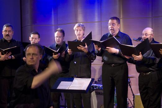 Choir of St. Ignatius Loyola