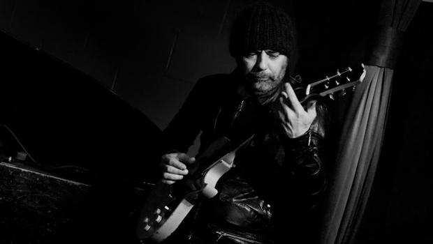 Daniel Lanois and Trixie Whitley performed at the Rockwood Music Hall on the LES on February 18.