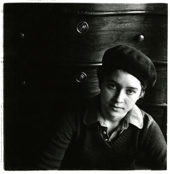 At Hasted Kraeutler in Chelsea: Photographs taken by gallerists. 'Untitled, Minneapolis (Girl in Beret)', from 1975, is by dealer Deborah Bell, who recently moved to Christie's.