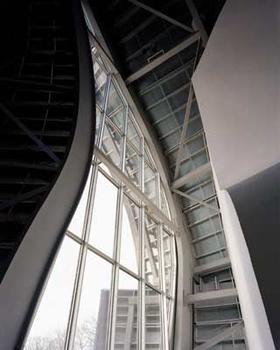 The Richard B. Fisher Center at Bard College, Lobby