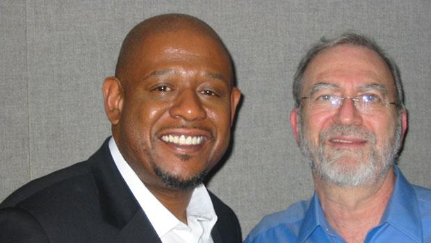 Forest Whitaker with Leonard Lopate (2007)