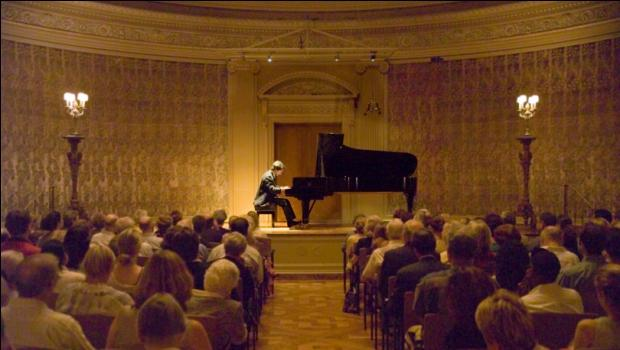 A Concert at the Frick Collection