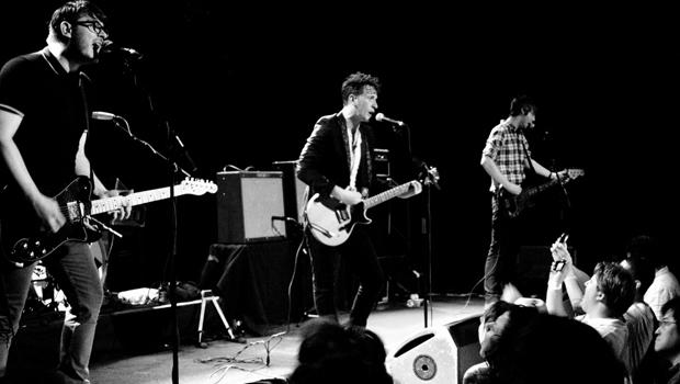 The Futureheads performed at Music Hall of Williamsburg on June 1.