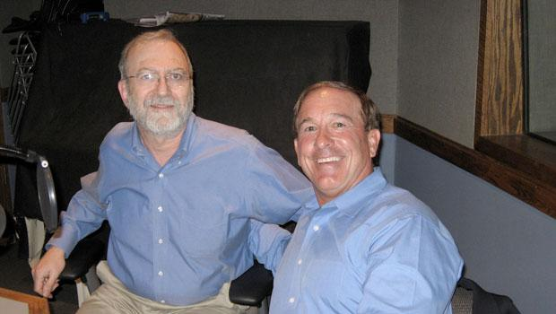 Gary Carter with Leonard Lopate (2008)