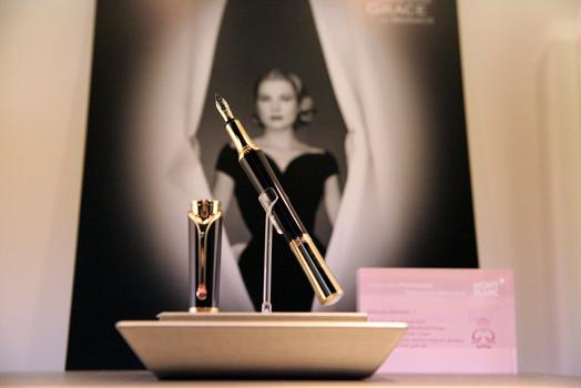 The Montblanc pen inspired by Princess Grace.