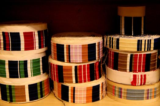 Grosgrain for sale at Hyman Hendler & Sons.