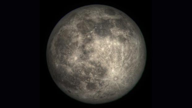 The harvest moon on September 22 2010.