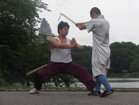 Another shaolin martial artist