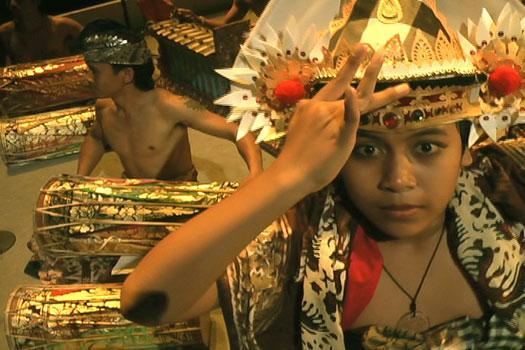 "Nyoman Triyana Usadhi as ""Sampih"" in A House in Bali"