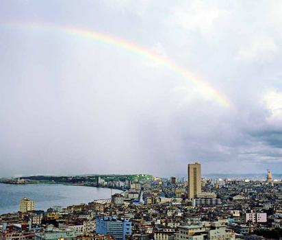 Over the Rainbow, Havana, Cuba