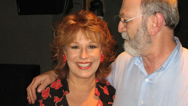 Joy Behar with Leonard Lopate (2007)