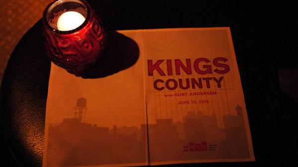 "The winning entry in the tag-line contest was, ""Kings County, handmade and totally worth the schlep."""