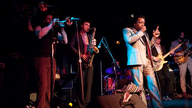 Lee Fields and the Expressions at Southpaw
