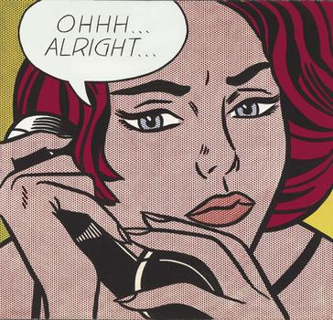 Roy Lichtenstein's <em>Ohhh...Alright...</em> sold the most a Lichtenstein has ever sold at auction: $42.6 million.