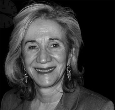 Olympia Dukakis in the Lopate studio, 2003.