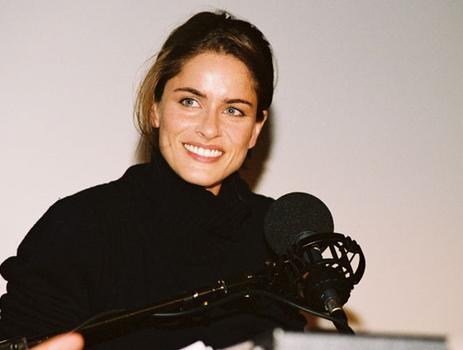 Amanda Peet is part of the cast of <em>This Is How It Goes</em>.