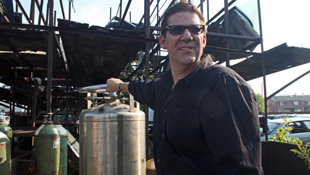 Audio Engineer Lou Mannarino
