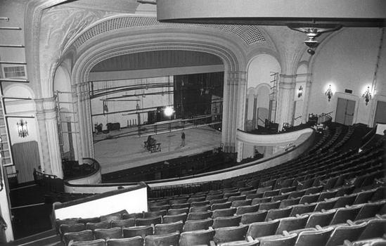 Al Hirschfeld Theater, formerly Martin Beck Theater, 1923–24. 302–314 West 45th Street, Manhattan