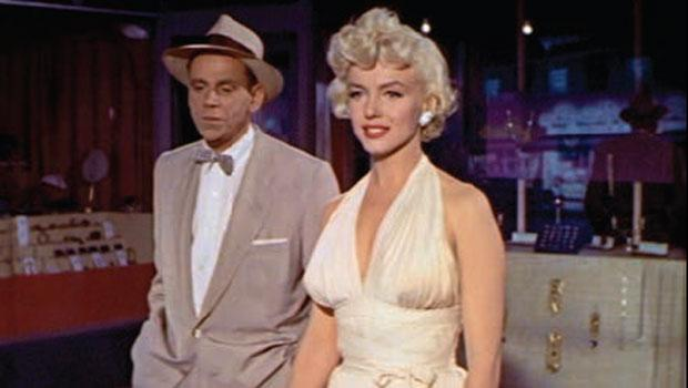 "A still from ""The Seven-Year Itch."""
