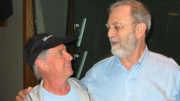 Neil Sedaka and Leonard Lopate (2007)