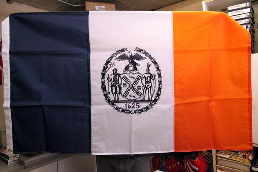 The New York City Flag.