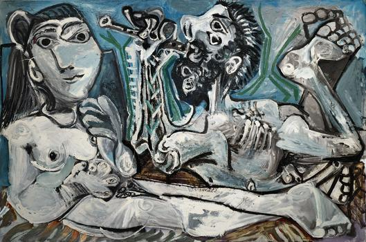 "Pablo Picasso painted "" L'Aubade"" in 1967 and it sold at auction for more than $23 million."