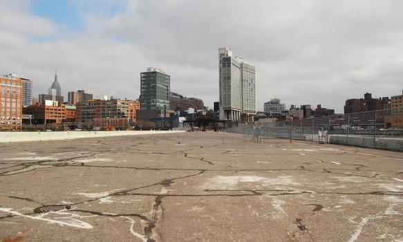 Most days, Pier 54 is empty.