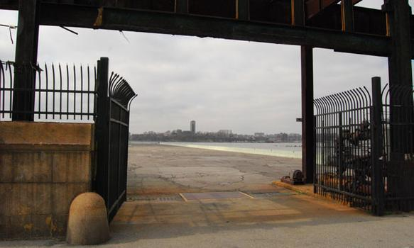 Pier 54 is currently a public pier and is part of Hudson River Park.