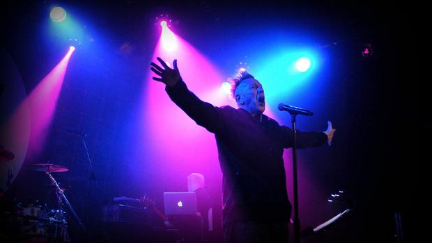 Public Image Limited (PiL), aka Johnny Rotten, performed at Music Hall of Williamsburg on May 19.