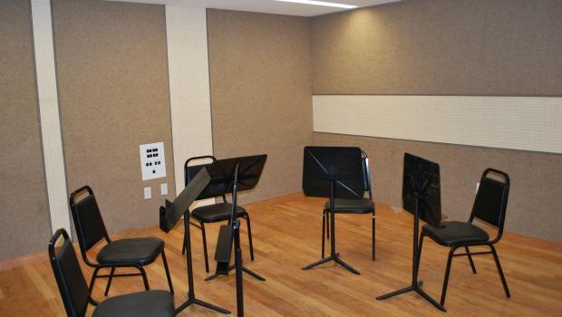 DiMenna Center practice room