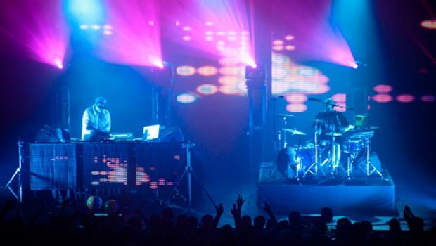 Pretty Lights performed at Terminal 5 in Midtown on June 4.