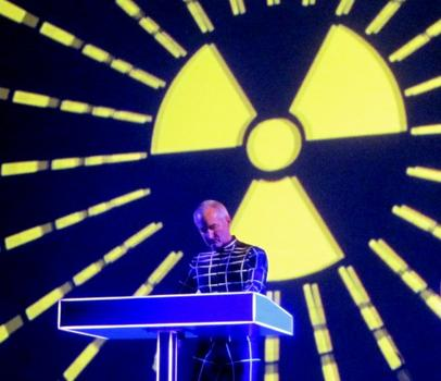 Fritz Hilpert performs with Kraftwerk on Saturday at MoMA.