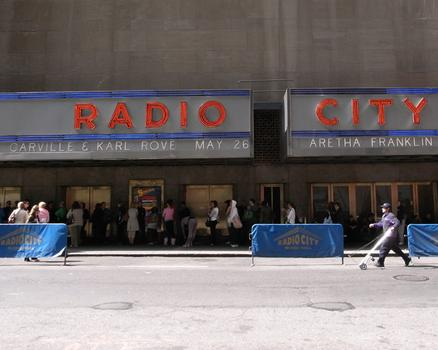 Radio City Rockette auditions