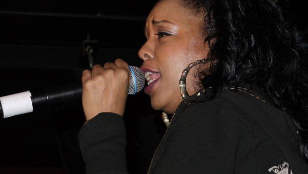 Rah Digga at Southpaw in 2011.